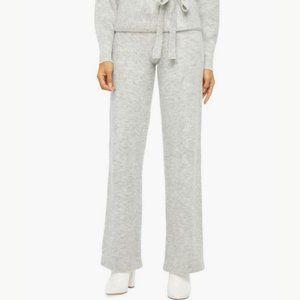 JustFab Women's Wide Leg Sweater Knit Pants - M